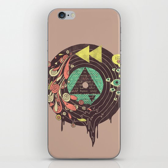 Subliminal iPhone & iPod Skin