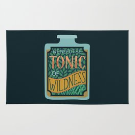 Tonic of Wildness Rug