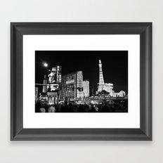Sin City Framed Art Print