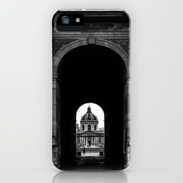 Louvre Arch iPhone Case