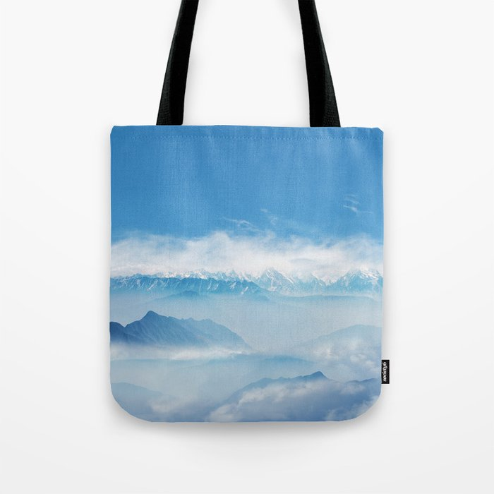 Magic in the Clouds II Tote Bag