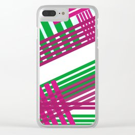 City happyness Clear iPhone Case