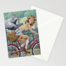 Messengers Stationery Cards