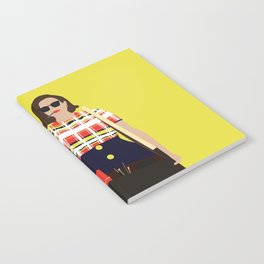 Peggy Olson Mad Men Notebook