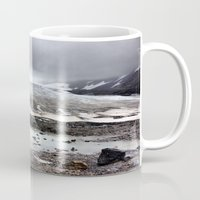 lee pace Mugs featuring Glacial Pace by MARLER MADE