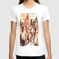 silent hill T-shirts featuring Silent Hill by Joseph Silver