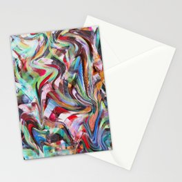 decollage Stationery Cards