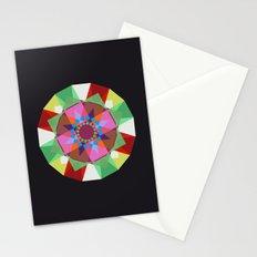 Mandaliscope 3 Stationery Cards