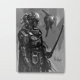 time jumper  Metal Print