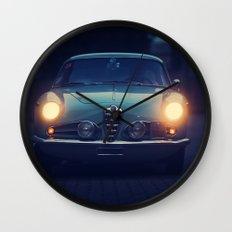 1957 Alfa Romeo 1900 SS  Wall Clock