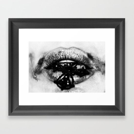 RELIGION Framed Art Print