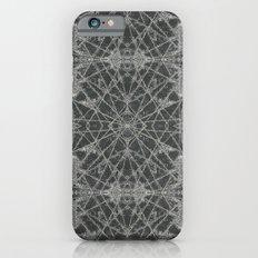 Frozen Black Slim Case iPhone 6s