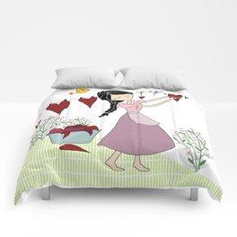 cleaner Comforters