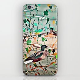 Egyptian Duck iPhone Skin