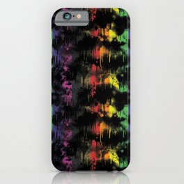 Graffiti Pride iPhone Case