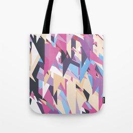 Happy Triangles 2 Tote Bag