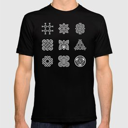 Borre Style Ornament IV T-shirt