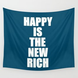 Happy Rich Wall Tapestry