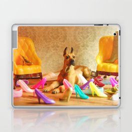 The Great Dane Laptop & iPad Skin