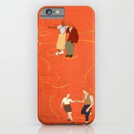 Sing, sing, sing! iPhone Case