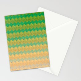 Paranoia Pattern Stationery Cards
