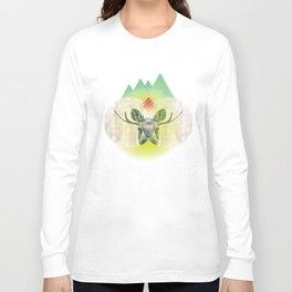 Neon Ritual Long Sleeve T-shirt