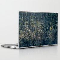 cinema Laptop & iPad Skins featuring ENGRAVE CINEMA by AMULET