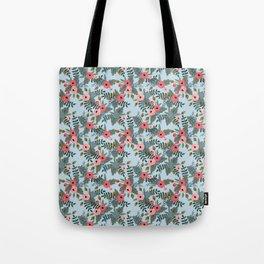 poppy love Tote Bag