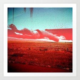 Deserter Art Print