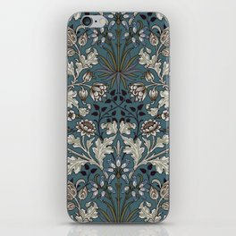 "William Morris ""Hyacinth"" 3. iPhone Skin"