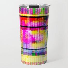 Databending #2 (Hidden Messages) Travel Mug