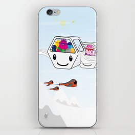 SF Cable Car iPhone Skin
