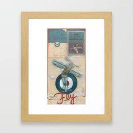 The Navigator Framed Art Print