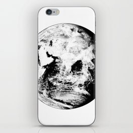 Earth Globe iPhone Skin