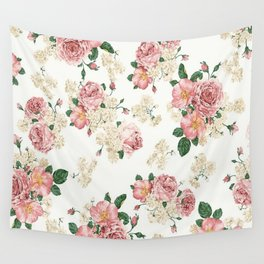 Photography Prop | Backdrop | Roses | Flowers | Floral | Boho Wall Tapestry