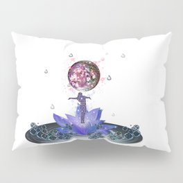 Proud Rebel Girl - Blossom Pillow Sham