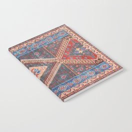 (N16) Boho Moroccan Oriental Artwork for Rustic and Farmhouse Styles. Notebook