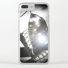 Sass Clear iPhone Case