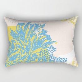 sea and salty air Rectangular Pillow
