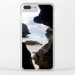 A Whole New World Clear iPhone Case