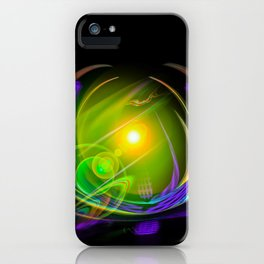 Magical Light and Energy 11 iPhone Case
