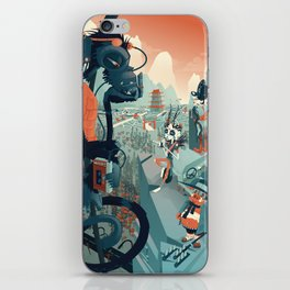 Monkey 2016 iPhone Skin