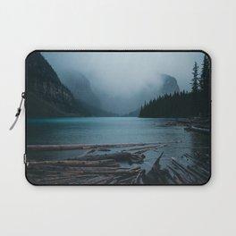 Foggy Moraine Laptop Sleeve