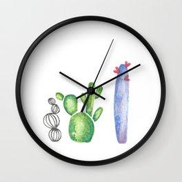 Small Darlings Wall Clock