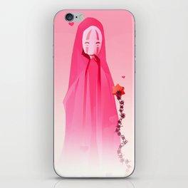 Kaonashi-Valentines iPhone Skin