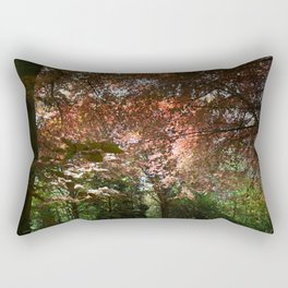 Autumn Beeches Rectangular Pillow