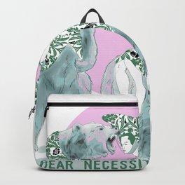 Bear Necessities #1a Bearly Secret Backpack