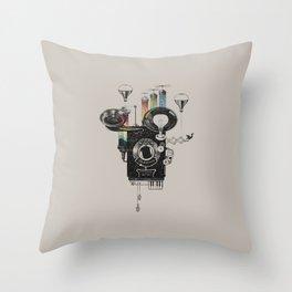 Dream Camera Throw Pillow