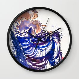 20161019 Libby No 11 Wall Clock