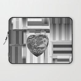 Jasper Heart in Vacancy Laptop Sleeve